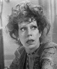 Love that makeup! Miss Hannigan.