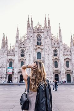 Milan Street Style Blogger Outfit