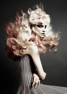 Artistic hairstyles #hair www.nancygarciafashion.com