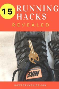 15 Running Hacks Revealed. You need these secrets for your next run. #running #runningtips #runners #run #runninghacks