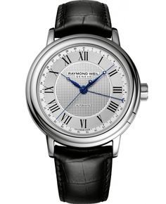 Check out this Mens 44 mm diameter #Maestro #watch from @raymondweil