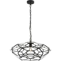 Trend Lighting Corp. Charlotte 1 Light Pendant