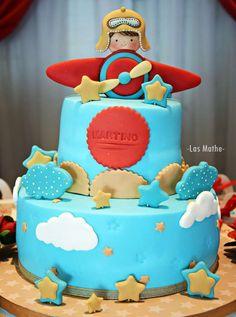 Aviador Birthday Party Ideas | Photo 1 of 10