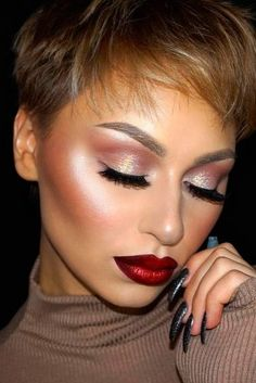 Makeup Ideas for The Most Romantic Holiday picture 4