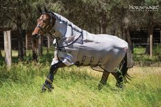 Horseware Collection S/S16: Rambo Fly Buster Vamoose. Visit www.horseware.com to find your nearest stockist.