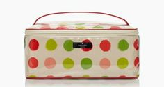 #suprisesale tutti fruitti dot large. such a cute travel bag!