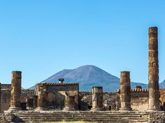These pictures will make you want to visit Pompeii, which was covered under a layer of volcanic ash thousands of years ago