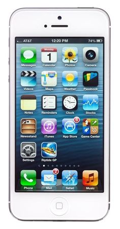 Amazing #Discount up to 21% Off ..!! Grab now #iPhone5 16 GB white with lowest price online in India at MosKart only. #KahinOrNahi