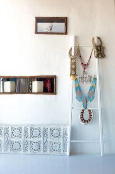 Details in Monarch all day bar restaurant in MYKONOS island - Greece   SISSY FEIDA INTERIORS
