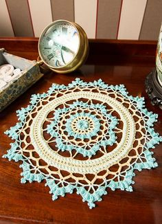 Ravelry: Coventry Doily pattern by Kathryn White