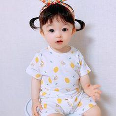 Cute Asian Babies, Korean Babies, Asian Kids, Cute Babies, Cute Little Baby, Little Babies, Baby Kids, Korean Picture, Baby Girl Pictures