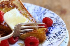 When French Toast Met Pancakes