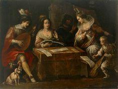 Nicolas Tournier 1590- 1638