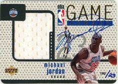 Lou Costabile's Top 10 Michael Jordan Cards - Michael Jordan Cards Michael Jordan Autograph, Last Dance, Upper Deck, Jordans, Games, Top, Toys, Game