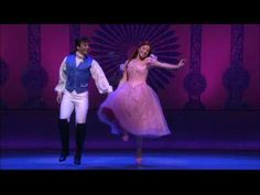 """""""One Step Closer""""  from Disney's THE LITTLE MERMAID on Broadway"""