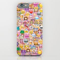 emoji iPhone & iPod Case i so want this one