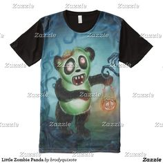 Little Zombie Panda