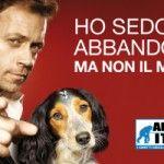 """""""Se lo abbandoni ti inculo"""". Spot di Rocco Siffredi contro l'abbandono degli animali"""