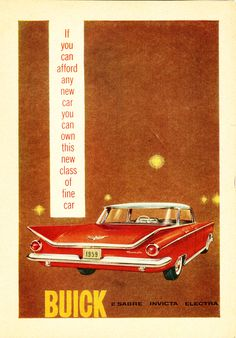 1959 Buick LeSabre 4-Door Hardtop