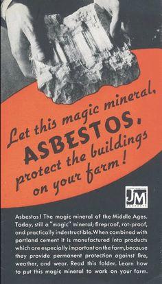 c. 1937 #asbestos