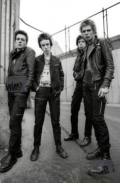 On October 20 1977 The Clash Were Booked To Play In Ulster Hall