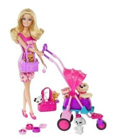 Send this Kit to Your Little Princess and Make them Feel Excited. Send this Barbie Kit Through our Shop2Hyderabad. Barbie Loves Animals and Believes they Make One Big, Happy Family. To Make Sure Her Four Dogs and Two Cats Know They are Loved, Barbie Doll has Toys, Water Bowls and Other Accessories to Keep them Happy and Entertained. Avail Early Morning Delivery and Midnight Delivery Service.