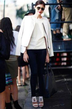 Photos: Photos: Best-Dressed Street Style at New York's Fashion Week | Vanity Fair