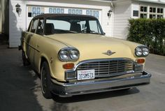 Hemmings Find of the Day – 1979 Checker Marathon