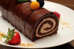 Me Encanta el Chocolate: BRAZO GITANO DE CHOCOLATE Y MOKA