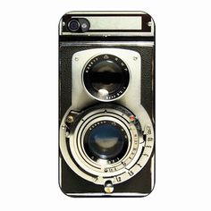 Intage Camera Fancase iPhone 4/4s Case