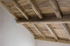 Frans eiken plafond