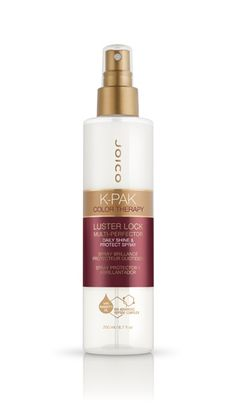 Buy Joico K-Pak Color Therapy Luster Lock Multi-Perfector Daily Shine and Protect Spray and a full range of skincare and beauty products at Beauty Expert, with Free Delivery. Leave In, Joico K Pak, Joico Color, Bright Red Hair, Gorgeous Hair Color, Color Your Hair, Damp Hair Styles, Shiny Hair, Colorful Hair