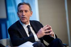 Howard Schultz Stepping Down as Starbucks CEO to Open Higher-End Shops Howard Schultz, Frappuccino, Starbucks Coffee, Donald Trump, Latte, Messages, Tea, Supreme, Gift