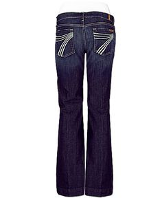 I plan on making a pair of 7 for all mankind jeans my next wardrobe investment