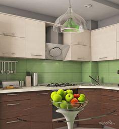 Проект трехкомнатной квартиры в Орехово-зуево. Проект находится на стадии реализации.