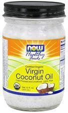 Cold-pressed, unrefined organic coconut oil