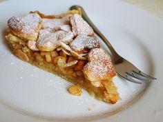 Linecký jablkový koláč Apple Pie, French Toast, Food And Drink, Breakfast, Cake, Sweet, Morning Coffee, Candy, Kuchen
