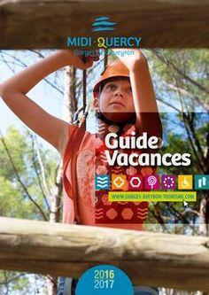 Brochures | Midi-Quercy, Gorges de l'Aveyron - Tourisme