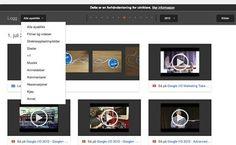 Google+ History og Øyeblikk – den store stille nyheten på Google I/O Google