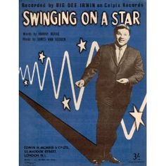 """Johnny Burke (1908 —1964) was a lyricist, widely regarded as one of the finest writers of popular songs in America between the 1920s and 1950s. """"Pennies From Heaven, One Two, Button Your Shoe & I've Got a Pocket Full of Dreams..."""""""