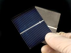How to Make a Solar Cell From Scratch  Read more : http://www.ehow.com/how_4857060_make-solar-cell-scratch.html
