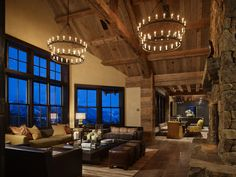 Montana ranch home exuding rustic-modern style 1 Kindesign
