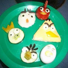 Angry Birds Bites   AllFreeKidsCrafts.com