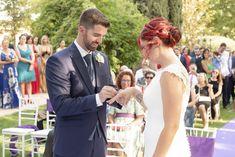 Ceremonia de boda en Finca La Peraleña. #Bodasmadrid #fotografosboda #fotosboda #momentoanillos Bridesmaid Dresses, Wedding Dresses, Fashion, Bridal Gowns, Wedding Ceremonies, Wedding Pictures, Bridesmade Dresses, Bride Dresses, Moda