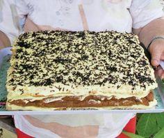 Rețetă: Tort furtună Romanian Desserts, Romanian Food, My Recipes, Cake Recipes, Dessert Recipes, Dessert Book, Good Food, Yummy Food, Apple Desserts