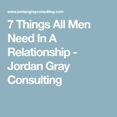 jordan gray consulting
