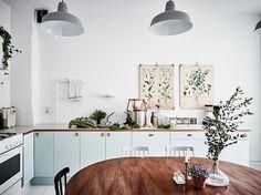 4 Daring Cool Tricks: Minimalist Bedroom Decor Inspiration minimalist home white inspiration.Minimalist Interior Bedroom Natural Light minimalis house minimalist home interior design. Minimalist Bedroom Small, Minimalist Kitchen, Minimalist Interior, Minimalist Living, Minimalist Decor, Modern Minimalist, Kitchen Decor, Kitchen Design, Green Kitchen