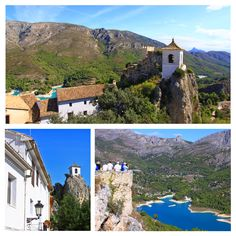 Alicante - Guadalest... Perched like an eagle's nest on the mountainside, the 'must-see' village of Guadalest is one of the most visited sites in Spain. Allow us to show you why this fairytale village captivates the imagination of every tourist that visits it with it's cobbled streets, spectacular views and castle ruins.