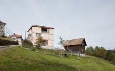 Bernardo Bader . House on the Schopfacker . Trogen  (1)