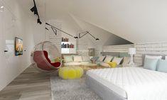 Pokoje dziecięce i młodzieżowe - Living Box Own Home, Kids Room, Bookcase, Rooms, House Design, Bedroom, Decoration, Furniture, Home Decor